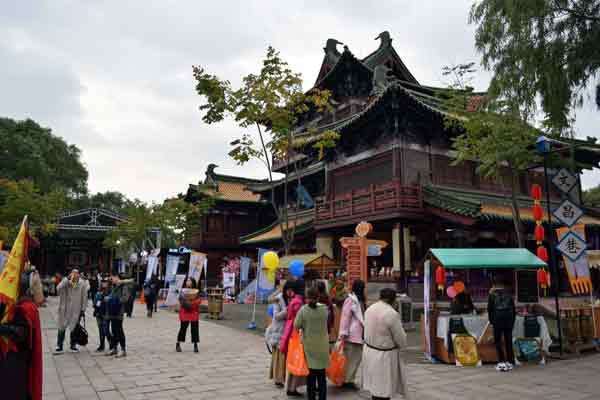 fan li buidling, 3kingdoms city i wuxi