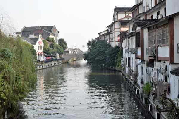 kanaler i wuxi